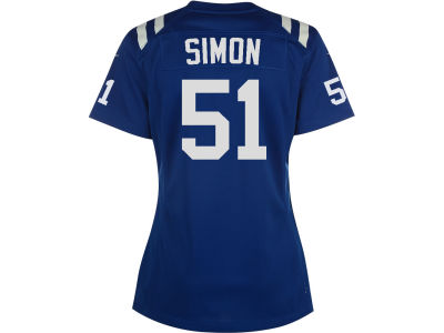 Nike John Simon NFL Women's Game Jersey