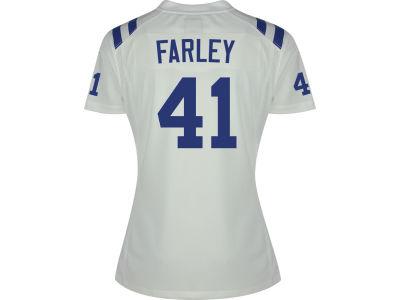 super popular 5c4b4 b5bc6 Matthias Farley Indianapolis Colts Nike NFL Women's Game ...