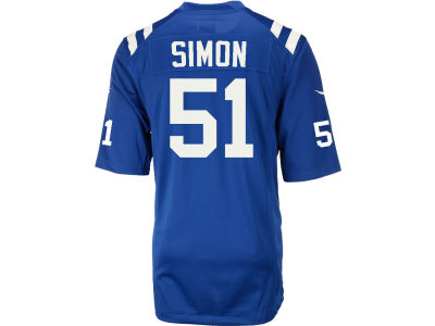Nike John Simon NFL Youth Game Jersey