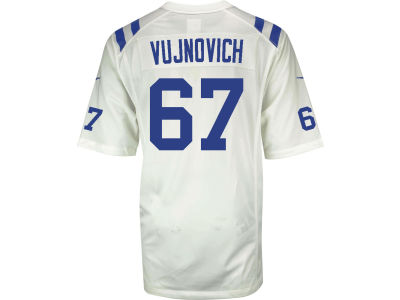 Indianapolis Colts Jeremy Vujnovich NFL Youth Game Jersey