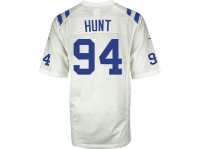 Indianapolis Colts Margus Hunt NFL Youth Game Jersey