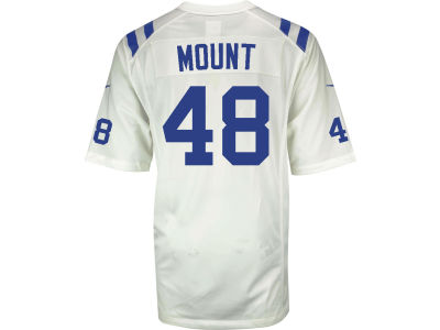 Indianapolis Colts Deiontrez Mount NFL Youth Game Jersey