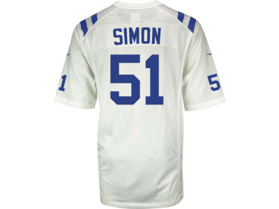Indianapolis Colts John Simon NFL Youth Game Jersey