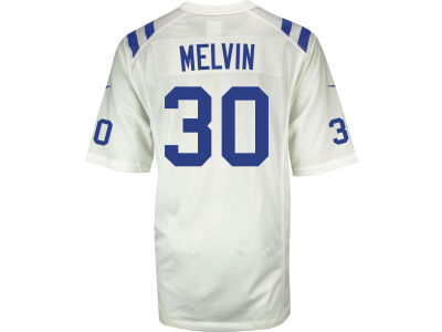 Indianapolis Colts Rashaan Melvin NFL Youth Game Jersey