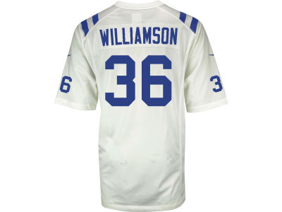 Indianapolis Colts Andrew Williamson NFL Youth Game Jersey