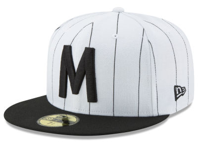 Milwaukee Brewers New Era MLB Turn Back The Clock 59FIFTY Cap