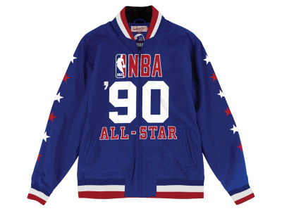 NBA Men's 1990 All Star Warm Up Jacket