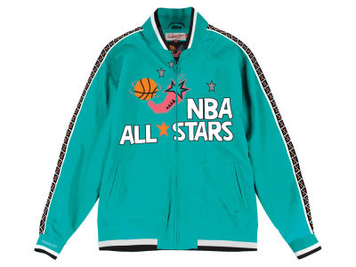NBA All Star Mitchell & Ness NBA Men's 1996 All Star Warm Up Jacket