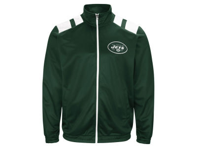 New York Jets G-III Sports NFL Men's Broad Jump Track Jacket