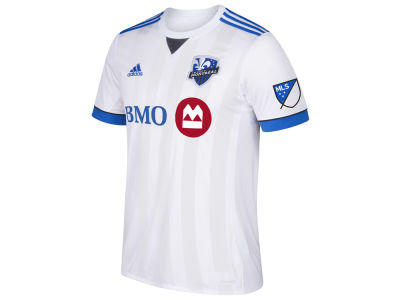 Montreal Impact adidas MLS Men's Authenic Jersey