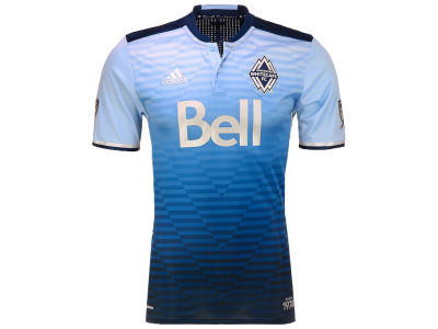 Vancouver Whitecaps FC adidas MLS Men's Authenic Jersey