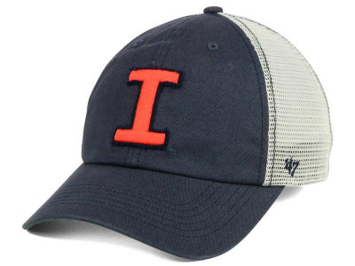 Illinois Fighting Illini '47 NCAA Tally CLOSER Cap