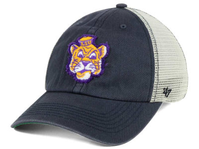 LSU Tigers '47 NCAA Tally CLOSER Cap
