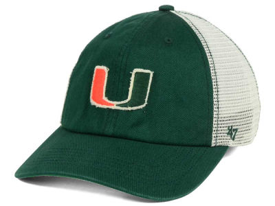 Miami Hurricanes '47 NCAA Tally CLOSER Cap