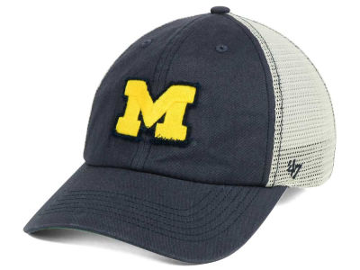 Michigan Wolverines '47 NCAA Tally CLOSER Cap