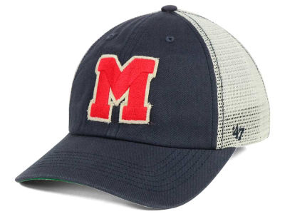 Ole Miss Rebels '47 NCAA Tally CLOSER Cap