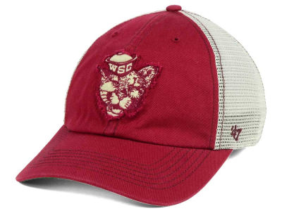 Washington State Cougars '47 NCAA Tally CLOSER Cap