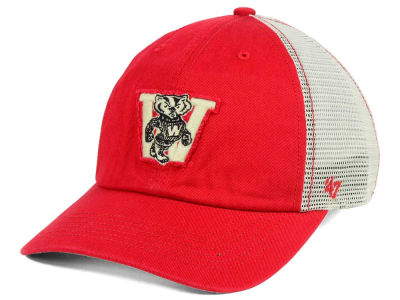 Wisconsin Badgers '47 NCAA Tally CLOSER Cap