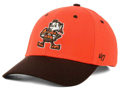 Cleveland Browns '47 NFL Kickoff 2-Tone Contender Cap