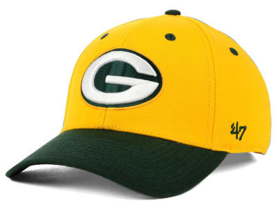 Green Bay Packers '47 NFL Kickoff 2-Tone Contender Cap