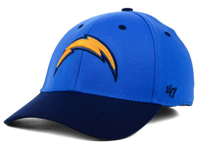 Los Angeles Chargers '47 NFL Kickoff 2-Tone Contender Cap