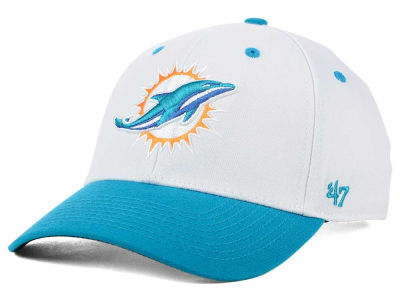Miami Dolphins '47 NFL Kickoff 2-Tone Contender Cap