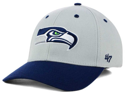 Seattle Seahawks '47 NFL Kickoff 2-Tone Contender Cap