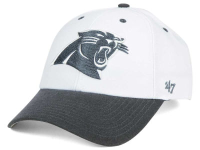 Carolina Panthers '47 NFL Audible 2-Tone MVP Cap
