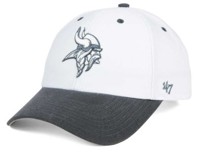 Minnesota Vikings '47 NFL Audible 2-Tone MVP Cap