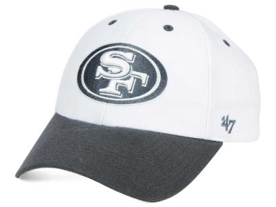 San Francisco 49ers '47 NFL Audible 2-Tone MVP Cap