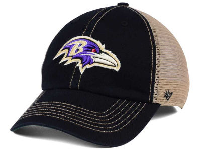 Baltimore Ravens '47 NFL Trawler CLEAN UP Cap