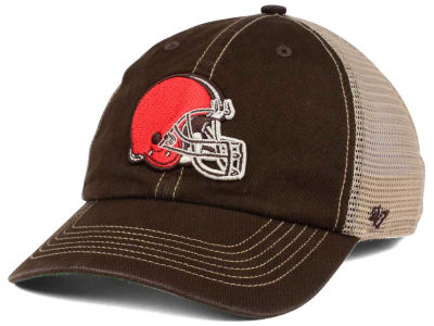 Cleveland Browns '47 NFL Trawler CLEAN UP Cap