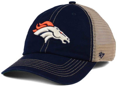 Denver Broncos '47 NFL Trawler CLEAN UP Cap