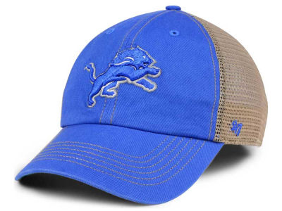 Detroit Lions '47 NFL Trawler CLEAN UP Cap