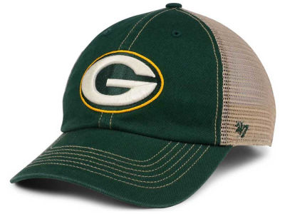Green Bay Packers '47 NFL Trawler CLEAN UP Cap