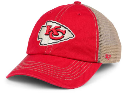 Kansas City Chiefs '47 NFL Trawler CLEAN UP Cap