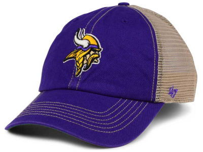 Minnesota Vikings '47 NFL Trawler CLEAN UP Cap