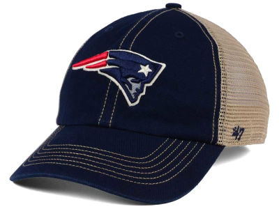 New England Patriots '47 NFL Trawler CLEAN UP Cap