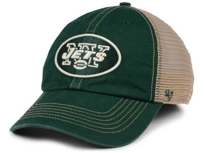 New York Jets '47 NFL Trawler CLEAN UP Cap