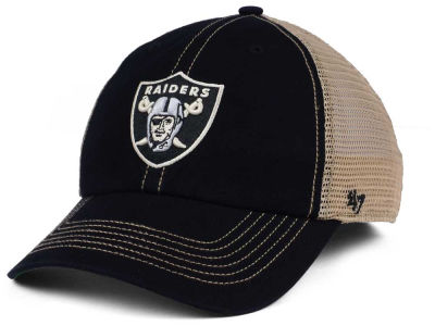 Oakland Raiders '47 NFL Trawler CLEAN UP Cap
