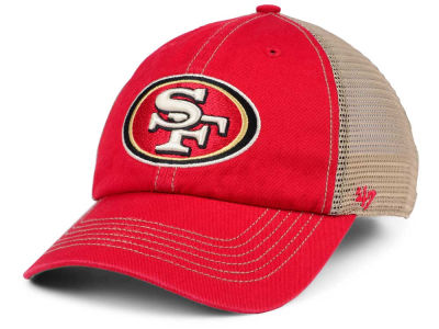 San Francisco 49ers '47 NFL Trawler CLEAN UP Cap