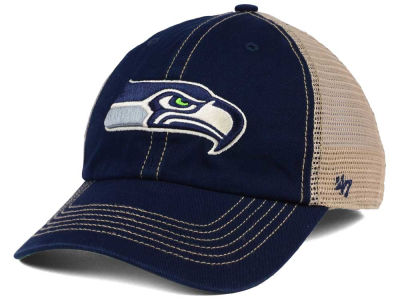 Seattle Seahawks '47 NFL Trawler CLEAN UP Cap