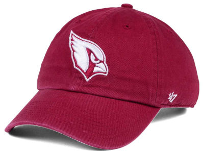 Arizona Cardinals '47 NFL Cardinal CLEAN UP Cap