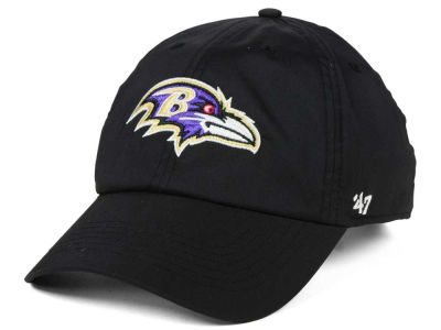 Baltimore Ravens '47 NFL Repetition Tech CLEAN UP Cap