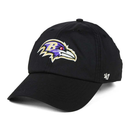 Baltimore Ravens '47 NFL Repetition Tech CLEAN UP Cap