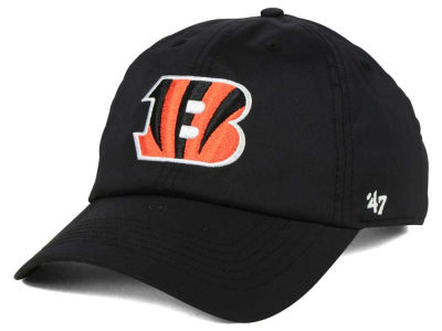 Cincinnati Bengals '47 NFL Repetition Tech CLEAN UP Cap