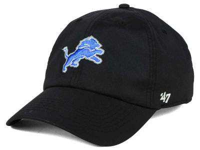 Detroit Lions '47 NFL Repetition Tech CLEAN UP Cap