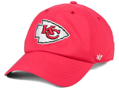 Kansas City Chiefs '47 NFL Repetition Tech CLEAN UP Cap