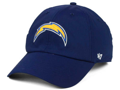 Los Angeles Chargers '47 NFL Repetition Tech CLEAN UP Cap