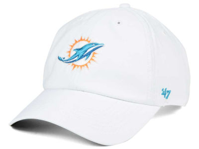 Miami Dolphins '47 NFL Repetition Tech CLEAN UP Cap
